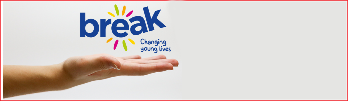 Break Charity | Changing young lives header image