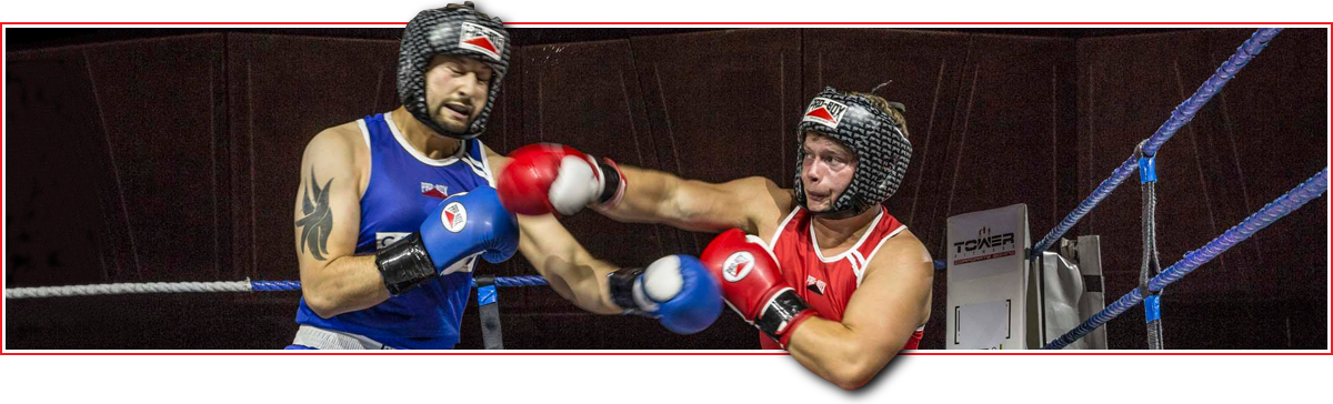 Application Form page header for the Tower Fitness Corporate Boxing website in Norwich