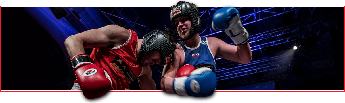 Meet the Boxers page header for the Tower Fitness Corporate Boxing website in Norwich