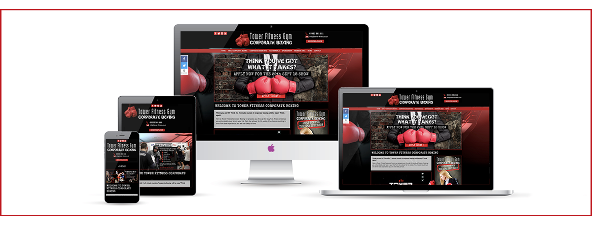 Welcome to the Tower Fitness Corporate Boxing website! | Tower Fitness Blog