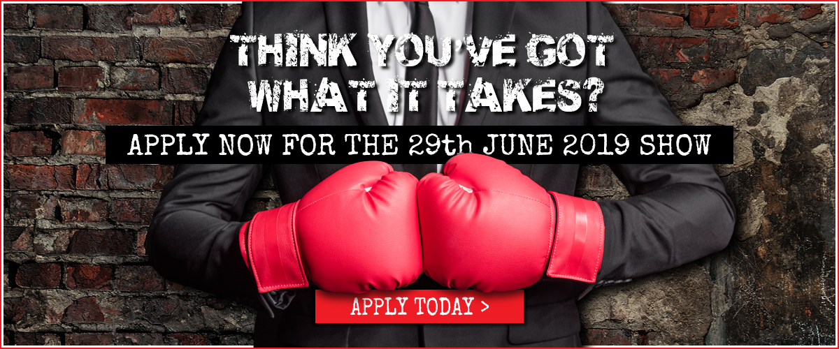 Apply now for the 29th June 2019 Tower Fitness White Collar Corporate Boxing show