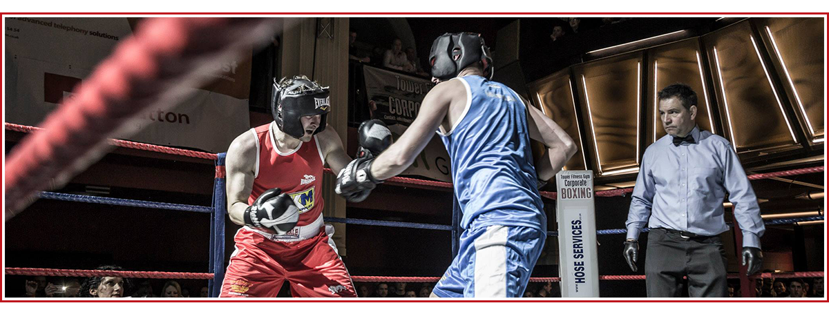 Ultimate White Collar Boxing vs Corporate Boxing